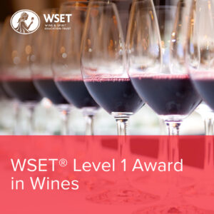 WSET L1 Award in Wines