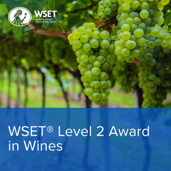WSET L2 Award in Wines